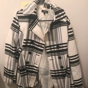 A. Byer Pea Coat